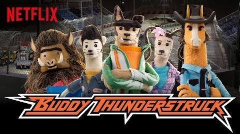 Buddy Thunderstruck Official Trailer