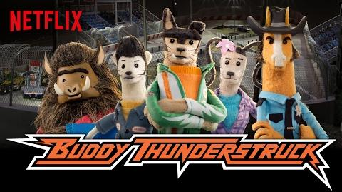 Buddy Thunderstruck Official Trailer