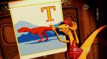 T for troodon
