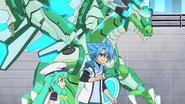 Tasuku & Star Dragoner, Jackknife