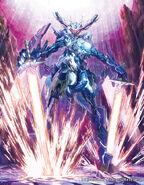 Star Dragoner, Luminous Blue (Full Art)
