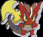 Thunderaxe, Agito (character)