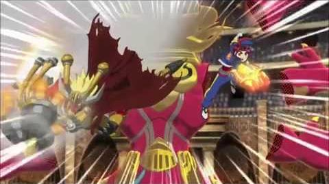 Buddyfight - FALCON PUNCH!