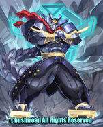 Chief of Steel, Iron Tetsu (Full Art)