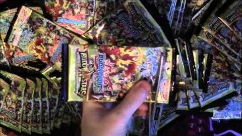 CobaltClaw Opens Booster Boxes - Buddy Allstars New Years Special