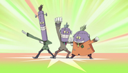 Ozon-B & His Brothers