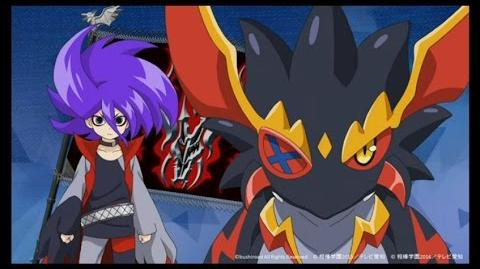 BUDDYFIGHT DECKBUILDING!!! GAITO BLACK DRAGONS-2