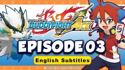 Sub Episode 03 Future Card Buddyfight Ace Animation