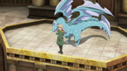 Shido With Bluechase Dragon, Garg