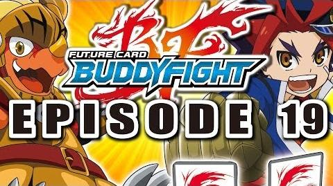 Episode 19 Future Card Buddyfight Animation