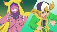 Tetsuya & Asmodai