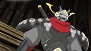 Tsukikage, 'Kuroyasha Mode' (Anime-DDD-NC)