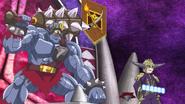 Death Shido with Iron Cyclops