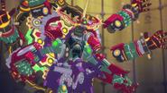 Transcender of CHAOS, Geargod ver.099 (Anime-NC)