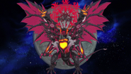Black Sky Sun Dragon, Azi Dahaka Daeva (Anime-NC-2)