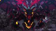 Black Sky Sun Dragon, Azi Dahaka Daeva (Anime-NC)