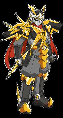 Overturn Ninja, Tsukikage (Full Body)