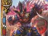 Crimson Battler, Burn Guts Dragon