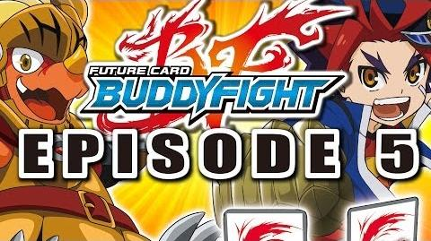 Episode 5 Future Card Buddyfight Animation