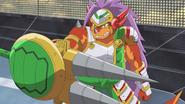Fifth Omni Cavalry Dragon, Light Rim Alliot