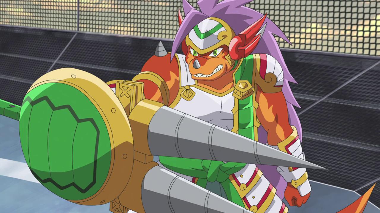Fifth Omni Cavalry Dragon, Light Rim Alliot (character