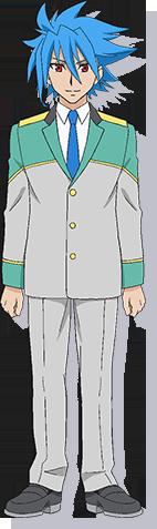 Tasuku Ryuenji Adult Full Body