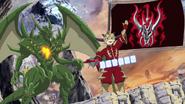 Ges Shido with Black Dragon, Befreien