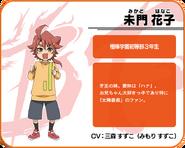 Hanako's profile