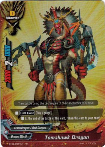 Tomahawk Dragon