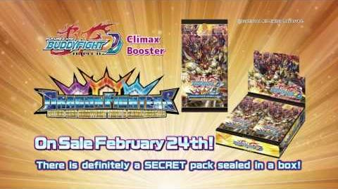 Future Card Buddyfight Triple D Climax Booster Dragon Fighters