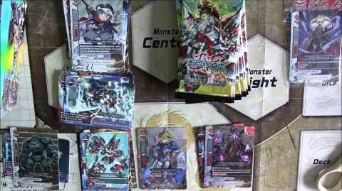 CobaltClaw Opens Booster Boxes Buddyfight - Miracle Impack