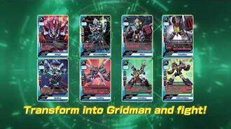 Ace Ultimate Booster Cross Vol. 5 SSSS.GRIDMAN