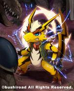 Dragon Kid, Giry (Full Art)