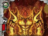 Armor of the Champion, Kongou