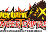 X Booster Set 3: Overturn! Thunder Empire!