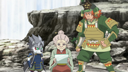 Tenka, Sayuri, & Mikazuki Munechika(Mini Form)