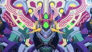 Transcender of CHAOS, Geargod ver 099 (Close)