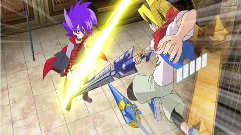 Disappointed!! Buddyfight Triple D Episode 7 -- Review