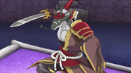 Mizaru Blade Drawn