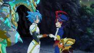 Gao and Tasuku moment