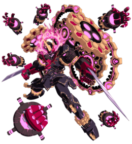 Ultimate CHAOS, Geargod COMPLETE Full Body