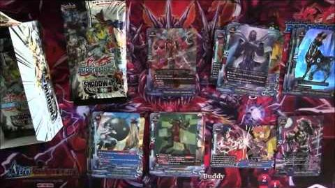 CobaltClaw Opens Boosters Boxes Shadow vs Hero 2