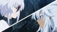 Rouga vs. Kyoya