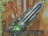 """""""Demonic Descent Sword of the King"""" Laevateinn"""