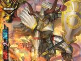 Thunder Knights, Halberd Dragon