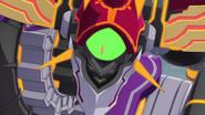 Gear God VII (Close)