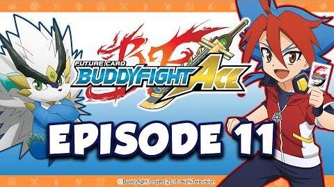 Episode 11 Future Card Buddyfight Ace Animation