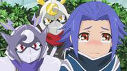 Akatsuki's cute crying