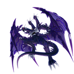 Great Demonic End Dragon, Azi Dahaka Full Body