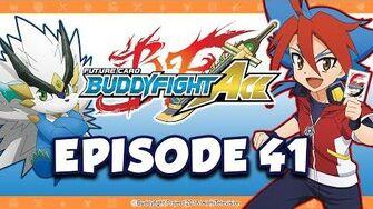 Episode 41 Future Card Buddyfight Ace Animation